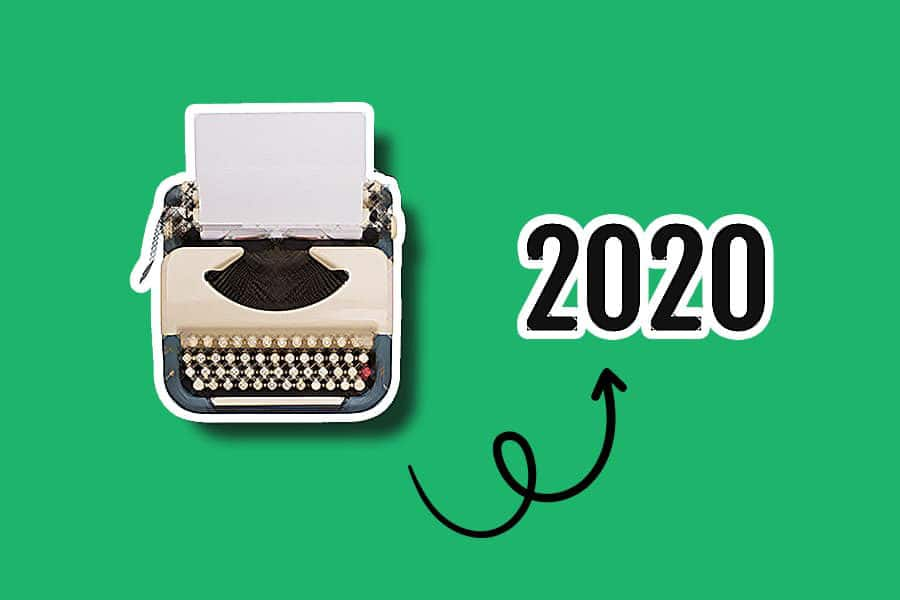 is blogging dead in 2020 thumbnail