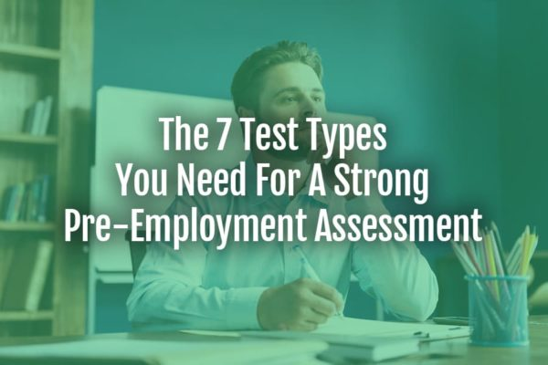 thumbnail of pre-employment assessment test types blog post