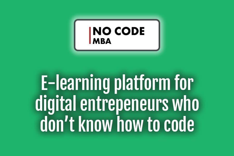 no code mba partnership thumbnail
