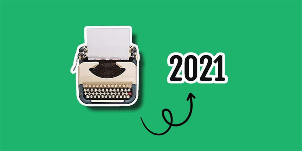 is blogging dead in 2021